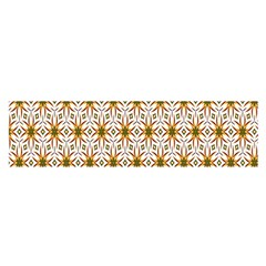 Seamless Wallpaper Background Satin Scarf (oblong)