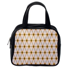 Seamless Wallpaper Background Classic Handbags (One Side)