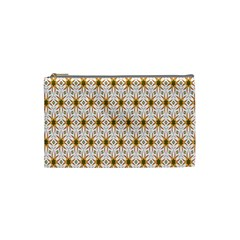Seamless Wallpaper Background Cosmetic Bag (small)