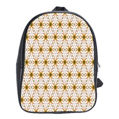 Seamless Wallpaper Background School Bags(large)