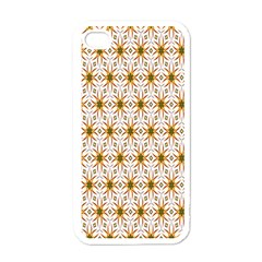 Seamless Wallpaper Background Apple Iphone 4 Case (white)