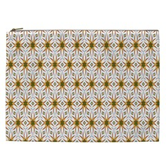 Seamless Wallpaper Background Cosmetic Bag (xxl)
