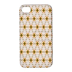 Seamless Wallpaper Background Apple Iphone 4/4s Hardshell Case With Stand