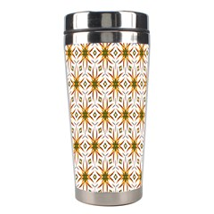 Seamless Wallpaper Background Stainless Steel Travel Tumblers