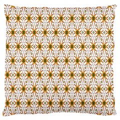 Seamless Wallpaper Background Large Flano Cushion Case (two Sides)