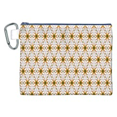 Seamless Wallpaper Background Canvas Cosmetic Bag (xxl)