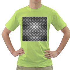 Silver The Background Green T Shirt