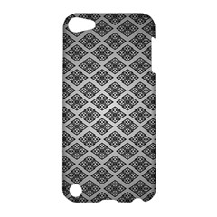 Silver The Background Apple Ipod Touch 5 Hardshell Case