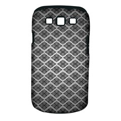 Silver The Background Samsung Galaxy S Iii Classic Hardshell Case (pc+silicone)