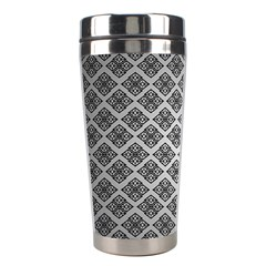 Silver The Background Stainless Steel Travel Tumblers