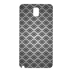 Silver The Background Samsung Galaxy Note 3 N9005 Hardshell Back Case