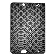 Silver The Background Amazon Kindle Fire Hd (2013) Hardshell Case