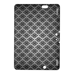 Silver The Background Kindle Fire Hdx 8 9  Hardshell Case