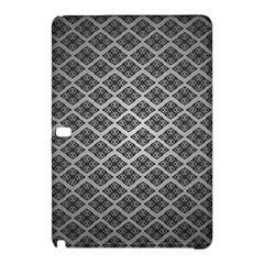 Silver The Background Samsung Galaxy Tab Pro 12 2 Hardshell Case