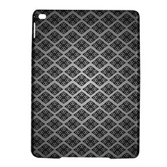 Silver The Background Ipad Air 2 Hardshell Cases