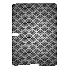 Silver The Background Samsung Galaxy Tab S (10 5 ) Hardshell Case