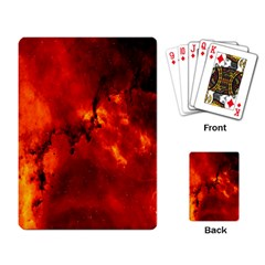 Star Clusters Rosette Nebula Star Playing Card