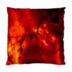 Star Clusters Rosette Nebula Star Standard Cushion Case (two Sides)