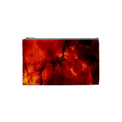 Star Clusters Rosette Nebula Star Cosmetic Bag (small)