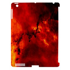 Star Clusters Rosette Nebula Star Apple Ipad 3/4 Hardshell Case (compatible With Smart Cover)