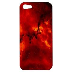 Star Clusters Rosette Nebula Star Apple Iphone 5 Hardshell Case