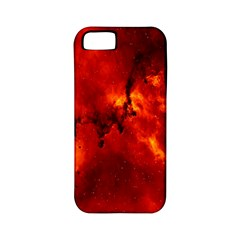 Star Clusters Rosette Nebula Star Apple Iphone 5 Classic Hardshell Case (pc+silicone)