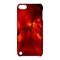 Star Clusters Rosette Nebula Star Apple Ipod Touch 5 Hardshell Case With Stand