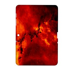 Star Clusters Rosette Nebula Star Samsung Galaxy Tab 2 (10 1 ) P5100 Hardshell Case
