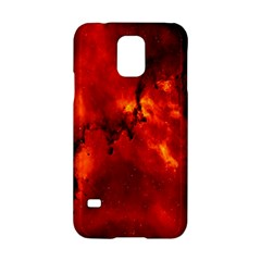 Star Clusters Rosette Nebula Star Samsung Galaxy S5 Hardshell Case