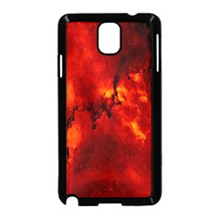 Star Clusters Rosette Nebula Star Samsung Galaxy Note 3 Neo Hardshell Case (black)