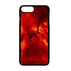 Star Clusters Rosette Nebula Star Apple Iphone 7 Plus Seamless Case (black)
