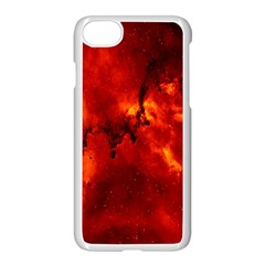Star Clusters Rosette Nebula Star Apple Iphone 7 Seamless Case (white)