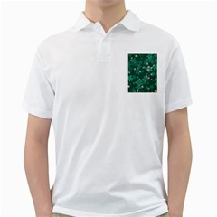 Star Seamless Tile Background Abstract Golf Shirts