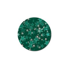 Star Seamless Tile Background Abstract Golf Ball Marker (10 Pack)