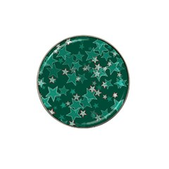 Star Seamless Tile Background Abstract Hat Clip Ball Marker (10 Pack)