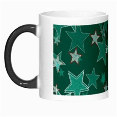 Star Seamless Tile Background Abstract Morph Mugs