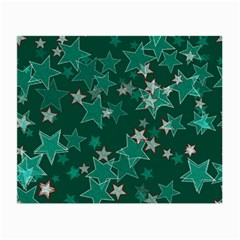 Star Seamless Tile Background Abstract Small Glasses Cloth