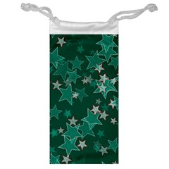 Star Seamless Tile Background Abstract Jewelry Bag