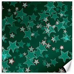 Star Seamless Tile Background Abstract Canvas 12  X 12