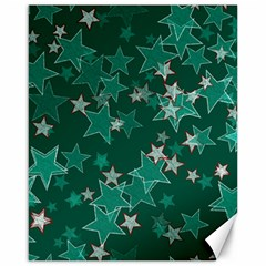 Star Seamless Tile Background Abstract Canvas 16  X 20
