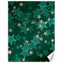 Star Seamless Tile Background Abstract Canvas 18  X 24
