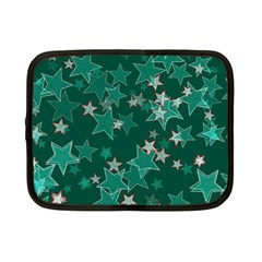 Star Seamless Tile Background Abstract Netbook Case (small)