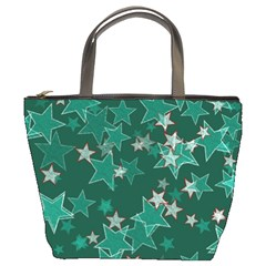 Star Seamless Tile Background Abstract Bucket Bags