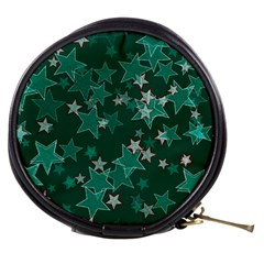 Star Seamless Tile Background Abstract Mini Makeup Bags