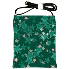 Star Seamless Tile Background Abstract Shoulder Sling Bags