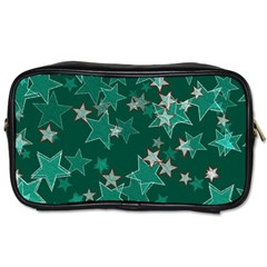 Star Seamless Tile Background Abstract Toiletries Bags
