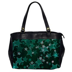 Star Seamless Tile Background Abstract Office Handbags