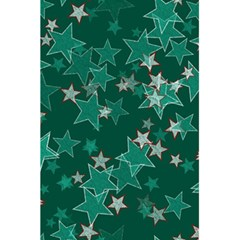 Star Seamless Tile Background Abstract 5 5  X 8 5  Notebooks