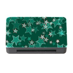 Star Seamless Tile Background Abstract Memory Card Reader With Cf
