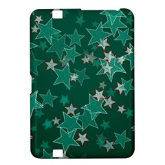 Star Seamless Tile Background Abstract Kindle Fire Hd 8 9